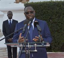 Décorations: Macky élève Ndéné, Pape Diop, Mamadou Seck...au grade de Grand officier de l'ordre national du Lion