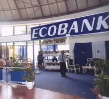 Bénéfice de 7, 2 milliards pour Ecobank Sénégal