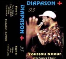 Youssou N'Dour & Super Etoile ~ New Africa (Diapason + 95)