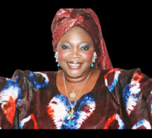 """Ndella Madior Diouf: """"S'il n'y a pas beaucoup de femmes dans le gouvernement c'est dû à la jalousie Marième Faye"""""""