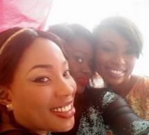 Les animatrices de « Petit Dej » toutes belles lors du mariage de Seynabou Ndiaye
