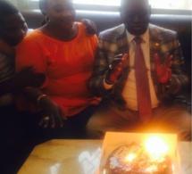 PHOTOS – Me Elhadj Diouf a célébré royalement son anniversaire