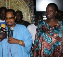 Droit de visite aux enfants : L'esclandre évitée de justesse entre Ahmed Khalifa Niasse et Yaye Fatou Diagne