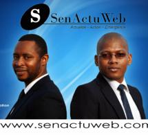 Thoma Ayissi et Pascal Ahouou les deux ex journalistes de Walf Tv lance le site senactuweb.
