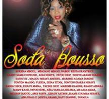 Soda Bousso déroule le tapis rouge ce dimanche au Titan Club de Paris pour une spéciale soirée des garmis.