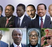 Un désir interdit : L'amour passionnel entre les chefs d'Etat africains et ce viril...