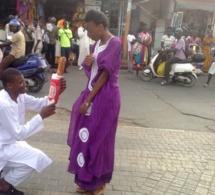 Insolite : Du jamais vu au Sénégal, une demande de mariage avec une brioche