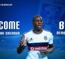 Officiel : Demba Ba signe en Chine