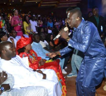 Quand Pape Diouf chante Serigne Abdourahmane Mbacké!