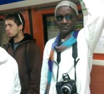 Samba Thiam directeur de publication de Allodakar immigre en Europe