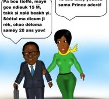 Pape Diop et Maman Dièye de Petit Déj, le couple qui fait le buzz