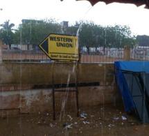 Les premières pluies sont tombées ce 09 juillet à Dakar