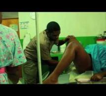 Zambie: Une zambienne donne naissance à des touffes de cheveux