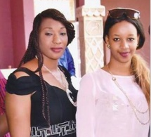 N'dèye et Assy Diallo : Les deux coépouses  » de Un café avec » réunies