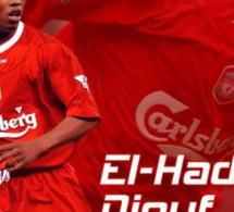 El Hadji Diouf : Ce qui m'oppose aux dirigeants de mon club
