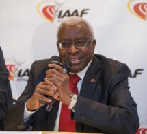 Lamine Diack, président de l'IAAF : « L'athlétisme ne mourra pas d'une prétendue affaire de dopage » (Jeune Afrique)
