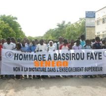 Il y a un an disparaissait l'étudiant Bassirou Faye: Pèlerinage et récital de Coran au Campus