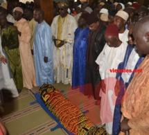 Lévé du corps de Doudou Ndiaye Coumba Rose qui repose désormais à Yoff.