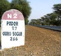 Podor : Le PUDC construit près de 75 kilomètres de pistes rurales