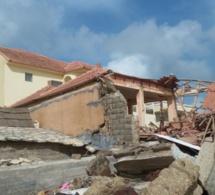 Thiaroye sur mer, Yarakh et Mbao, victimes de la houle : Des centaines de maisons détruites