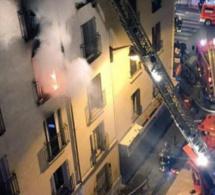 Incendie criminel de Paris : La famille Tandian, secouée, annonce une plainte contre le pyromane
