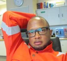 Dr Yahya Diop, médecin disparu dans l'accident de l'aéronef