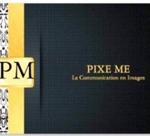 "Madame Hig Tech Merry Beye Diouf lance P.M ""Pixe Me) une boite de communication en image."