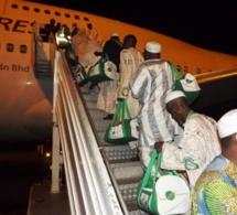 Haj 2015: Le 1er vol officiel à 4 heures 22 mn