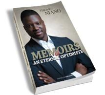 Book Launch Memoirs of An Eternal Optimist , Paris.