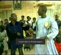 SOUVENIR: Pape Diouf feat Massamba Diop. Regardez