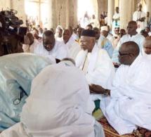 Aïd Kabir à Massalikoul Jinaan: Le Khalife des Mourides demande aux disciples de Dakar de prier à l'intérieur de la Mosquée
