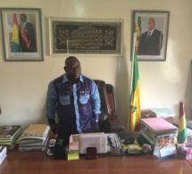"""Mamadou Beau Keïta, Ambassadeur de Guinée au Sénégal : """"Le vote est lent mais se déroule dans les meilleures conditions (...) ceux qui n'ont pas pu recevoir de carte d'électeur, sont obligés de se contenter de ne pas voter"""""""