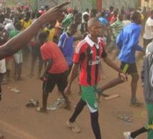 30 blessés au stade Alboury Ndiaye de Louga, suite à une finale Navétane
