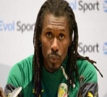 Aliou Cissé, coach de Lions : « Je ne doute pas de la qualité de mes attaquants »