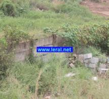 Ouakam-Mamelles - Vers une Cité Tobago bis : Le mur de clôture de l'aéroport déplacé... (images)