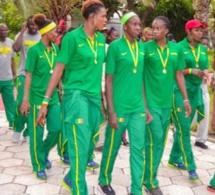 Les Lionnes, championnes d'Afrique de Basket invitées au Palais de la République ce …