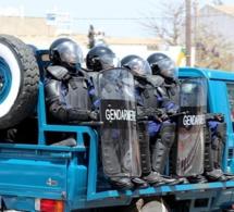 Touba: Le Président Macky Sall inaugure une nouvelle gendarmerie