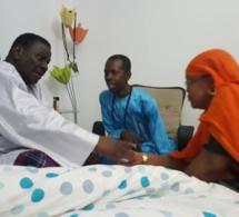 Le « Ziaar » de Cheikh Amar et sa délégation chez Cheikh Béthio Thioune