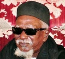 Serigne Sidy Mokhtar Mbacké, 7ème fils de Serigne Bara et 7ème Khalife de Bamba, assure…