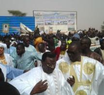 Cheikh Béthio rend visite au Khalife général des Mourides