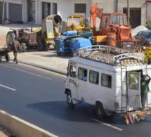 Le célèbre transporteur Ndiaga Ndiaye décoré par Macky Sall