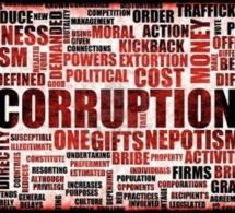 Corruption : Le secteur des affaires pointé du doigt
