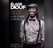 Qui est Elage Diouf artiste chanteur Sénégalais basé au Canada?