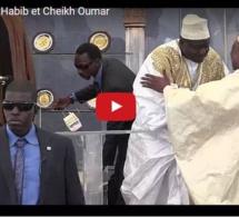 Vidéo - Lendemain Maouloud aux Champs des Courses: Le beau geste de Serigne Habib Sy et Serigne Cheikh Oumar Sy