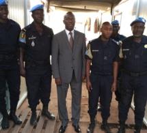 Déclaration de Souleymane Ndéné Ndiaye qui a supervisé les élections centrafricaines ce mercredi