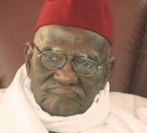 Ndiassane – Habillé d'un boubou offert par Ndèye Penda Tall : Le khalife général des khadres Mame Bouh déroule le tapis rouge à Idrissa Seck