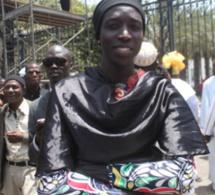 Amy Mbacké Thiam en deuil