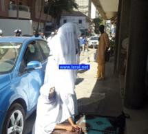 Mosquée de la rue Blanchot : Un individu s'en prend à la Première Dame, Marième Faye Sall