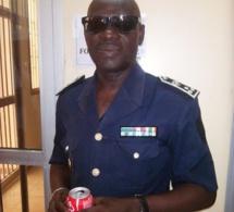 Voici le commissaire central de Dakar Alioune Diéne décédé lors d'une randonnée pédestre.