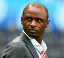 Patrick Vieira nommé entraineur de New York City Fc (MLS)